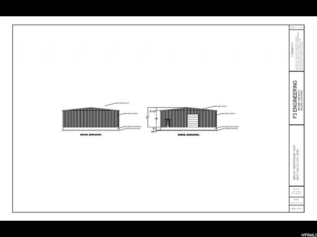 7091 W GATES AVE West Valley City, UT 84128 - MLS #: 1494651