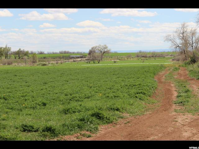 Land for Sale at 4689 N 10500 E 4689 N 10500 E Lapoint, Utah 84039 United States