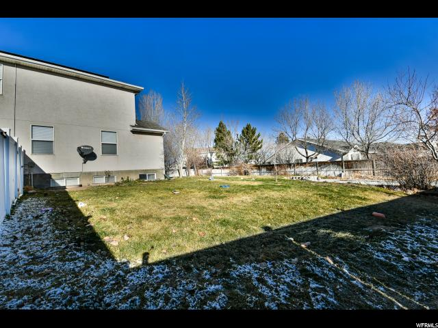8441 SPRATLING DR West Jordan, UT 84081 - MLS #: 1494687