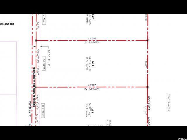 190 W 100 Fielding, UT 84311 - MLS #: 1494771