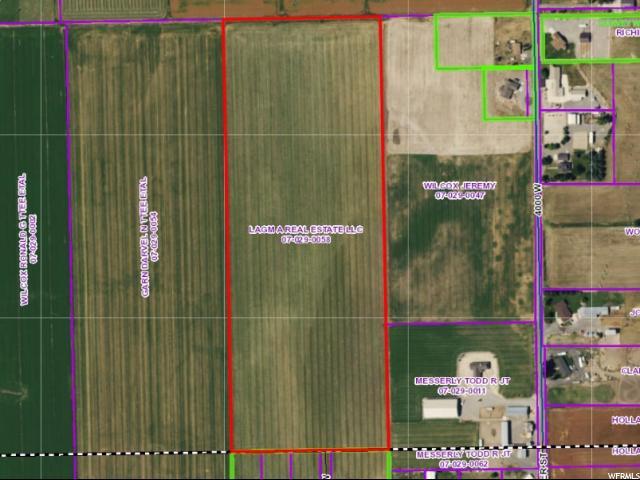 أراضي للـ Sale في 200 N 140 W 200 N 140 W Fielding, Utah 84311 United States