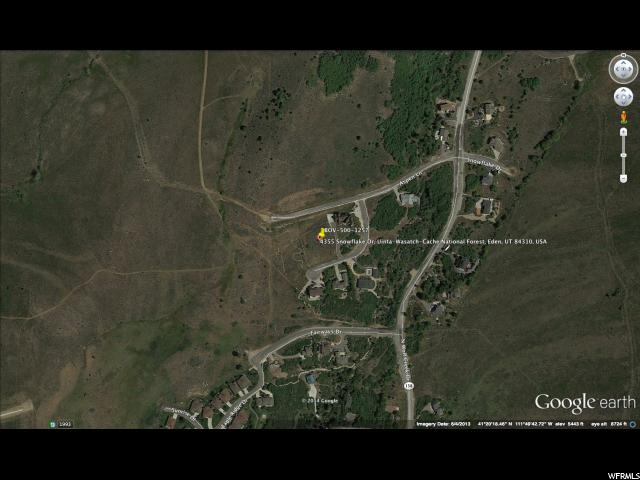 Land for Sale at 4355 N SNOWFLAKE 4355 N SNOWFLAKE Eden, Utah 84310 United States