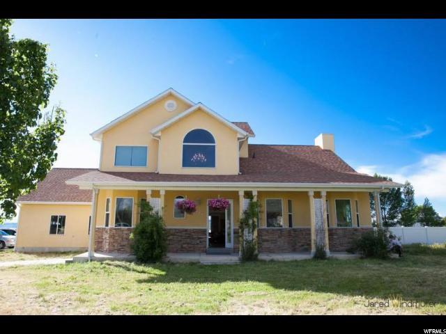 Single Family for Sale at 2822 W 7825 N 2822 W 7825 N Honeyville, Utah 84314 United States