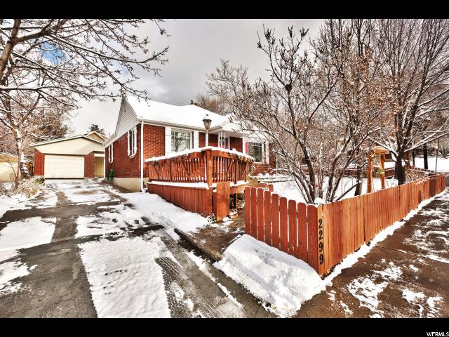 Home for sale at 2299 E 1700 South, Salt Lake City, UT 84108. Listed at 415000 with 4 bedrooms, 2 bathrooms and 1,912 total square feet
