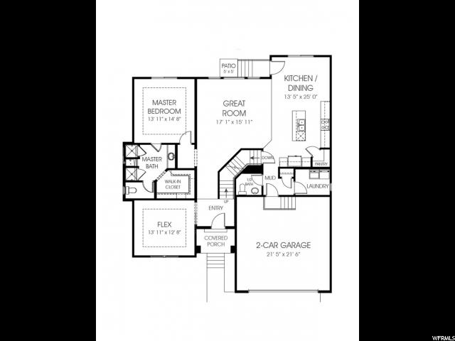 6513 W TIMBERBOOK RD Unit 337 Herriman, UT 84096 - MLS #: 1494962