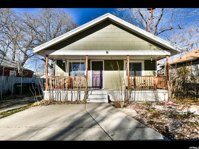 152 W PAXTON AVE Salt Lake City, UT 84101 - MLS #: 1494970