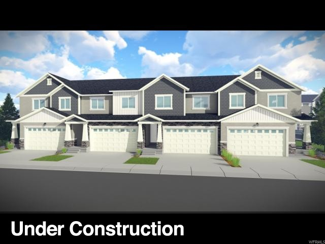 Maison accolée pour l Vente à 14804 S PATTEN Lane 14804 S PATTEN Lane Unit: 4 Herriman, Utah 84096 États-Unis