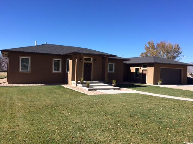 Single Family for Sale at 600 W 10 S 600 W 10 S Manti, Utah 84642 United States
