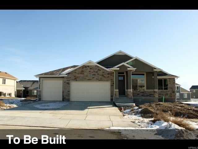 Single Family for Sale at 11512 S 4135 W 11512 S 4135 W South Jordan, Utah 84009 United States