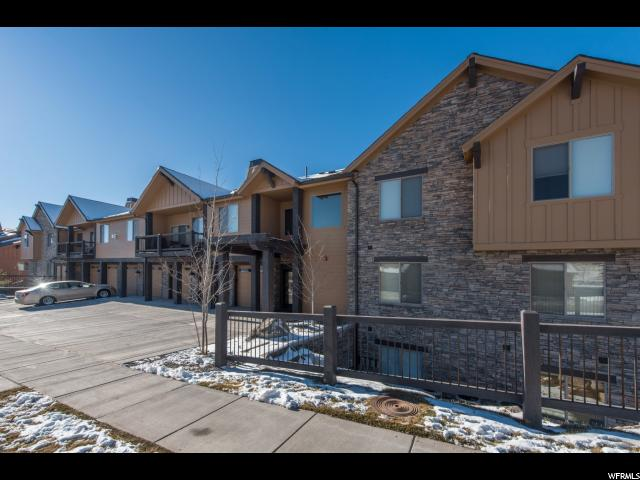 14345 N BUCK HORN TRL Unit C Heber City, UT 84032 - MLS #: 1495011