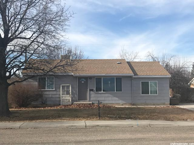 35 N 1100 Vernal, UT 84078 - MLS #: 1495108