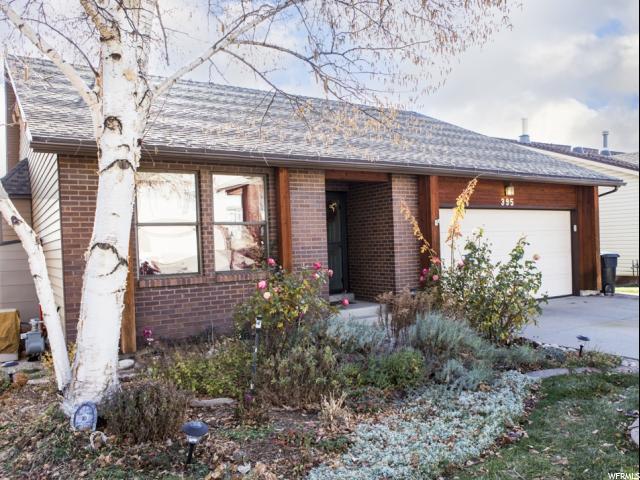 Single Family for Sale at 395 E 3350 N 395 E 3350 N North Ogden, Utah 84414 United States