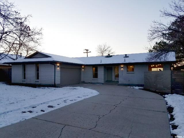 4626 S IDLEWILD RD Salt Lake City, UT 84124 - MLS #: 1495134