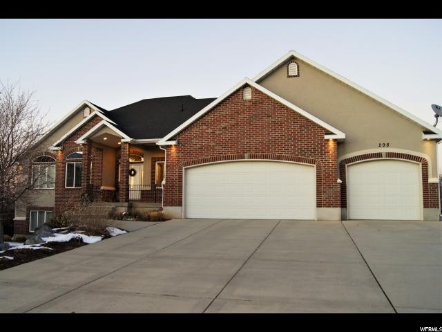 298 S LOFTY LN North Salt Lake, UT 84054 - MLS #: 1495217