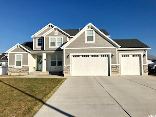 Single Family for Sale at 912 W 1300 S 912 W 1300 S Spanish Fork, Utah 84660 United States