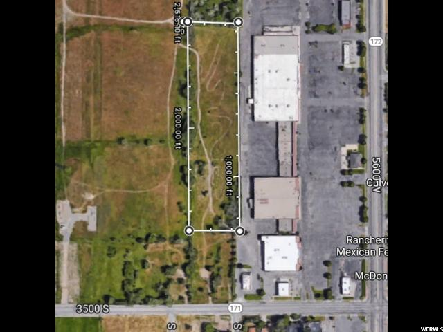 Land for Sale at 5760 W 3500 S 5760 W 3500 S West Valley City, Utah 84128 United States