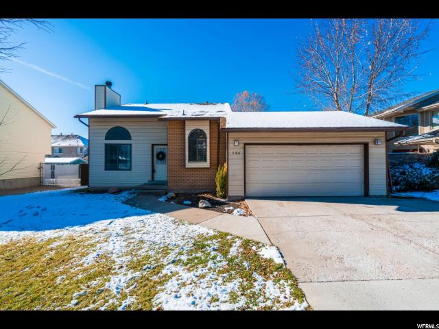 580 S COUNTRY CREEK DR, Layton UT 84041
