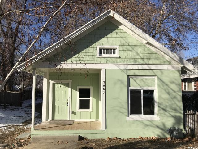 3657 S ADAMS AVE, Ogden UT 84403