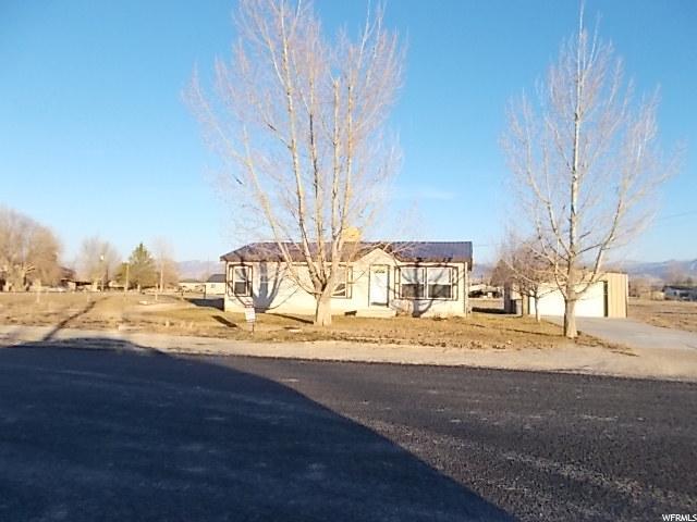 Один семья для того Продажа на 148 S 200 W 148 S 200 W Centerfield, Юта 84622 Соединенные Штаты