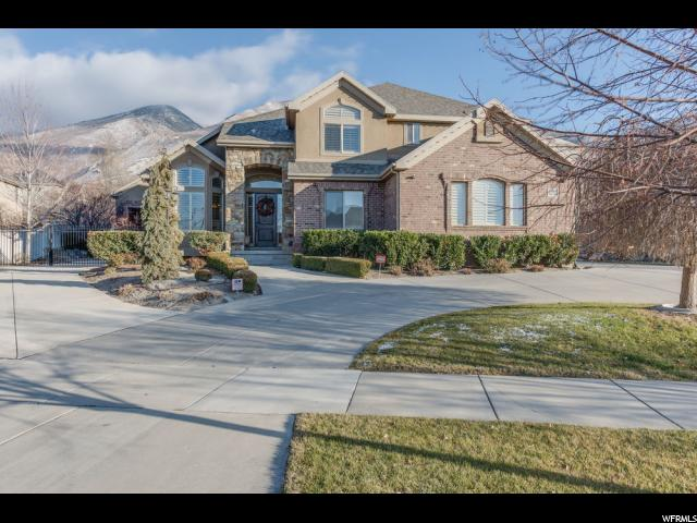 12773 S MOOSE HOLLOW DR Draper, UT 84020 - MLS #: 1495374