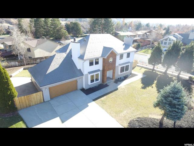 8065 S OVERHILL CIR, Cottonwood Heights UT 84121
