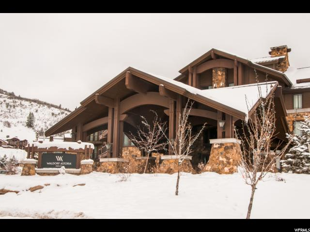 2100 W FROSTWOOD BLVD Unit 4163, Park City UT 84098