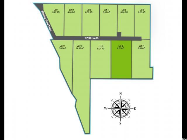 أراضي للـ Sale في 1298 W 6730 S 1298 W 6730 S Hyrum, Utah 84319 United States