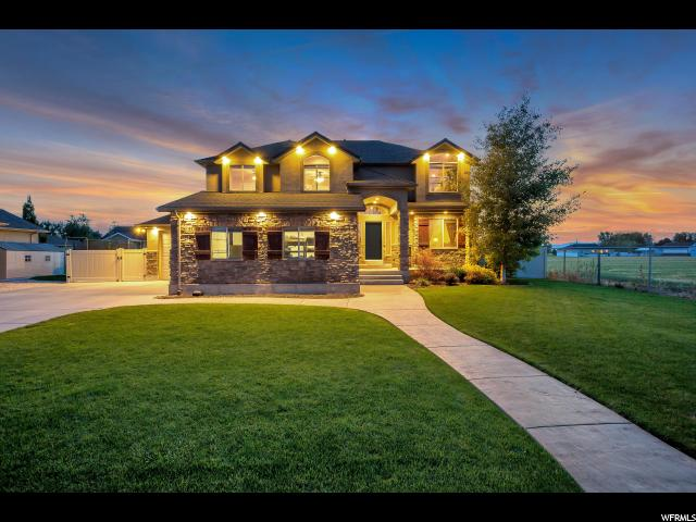 Single Family for Sale at 419 N 4920 W 419 N 4920 W West Point, Utah 84015 United States