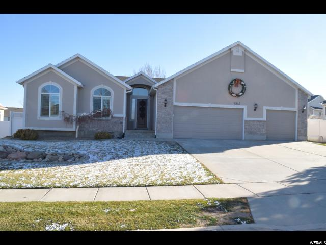 4943 W WOOD RANCH DR, South Jordan UT 84009