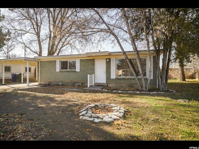 2772 S 3050 W, West Valley City UT 84119
