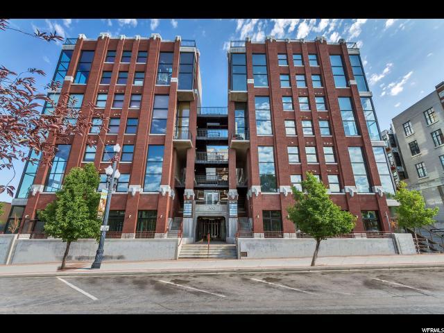 360 W 300 Unit 604 Salt Lake City, UT 84101 - MLS #: 1495588