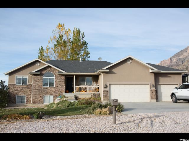 Single Family for Sale at 882 W 7325 S 882 W 7325 S Willard, Utah 84340 United States