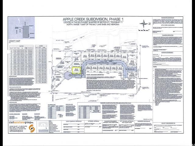 3300 S 500 Nibley, UT 84321 - MLS #: 1495632