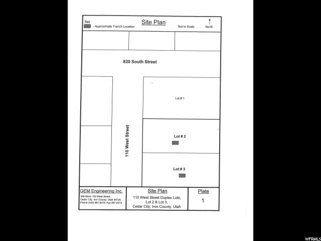 847 S 110 Cedar City, UT 84720 - MLS #: 1495647
