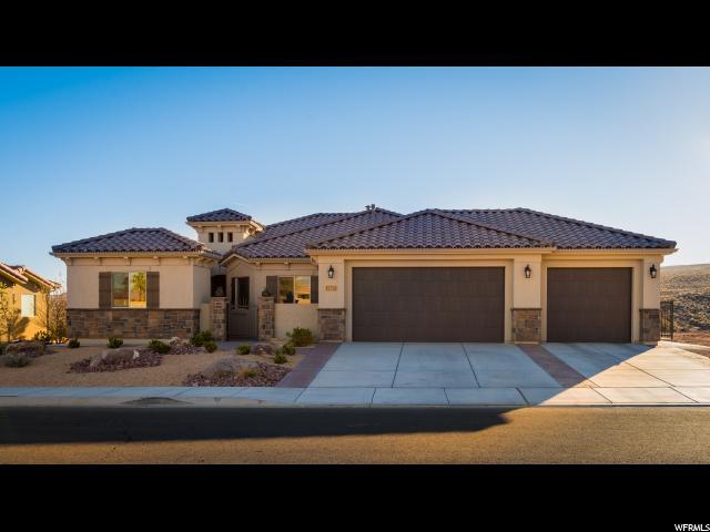 Single Family للـ Sale في 2817 W TAMPICO Drive 2817 W TAMPICO Drive St. George, Utah 84770 United States
