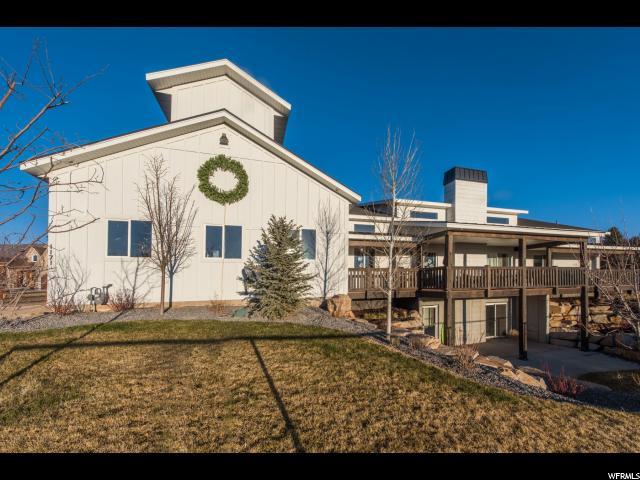 Additional photo for property listing at 1171 SAGE CREEK Court 1171 SAGE CREEK Court Heber City, Utah 84032 États-Unis