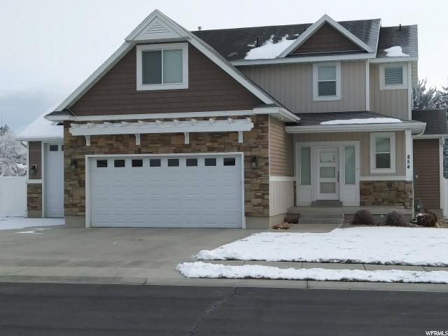 Single Family for Sale at 854 S 525 E 854 S 525 E River Heights, Utah 84321 United States