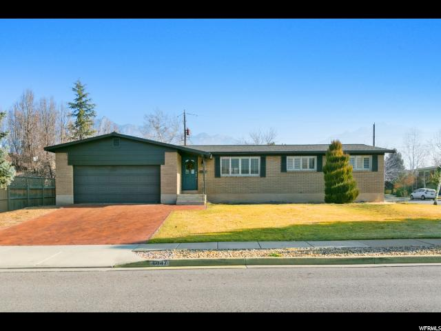 6047 S 1430 E, Cottonwood Heights UT 84121