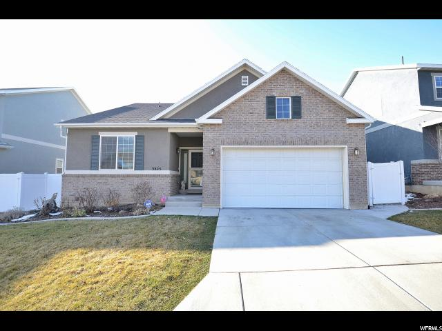 3325 N OSPREY WAY, Layton UT 84040