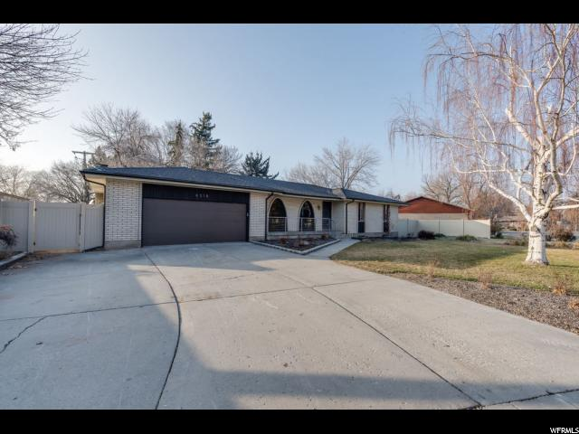 6318 S RODEO LN Salt Lake City, UT 84121 - MLS #: 1495897