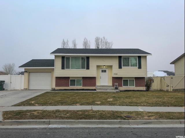 5316 W PEGGY LN, Salt Lake City UT 84120