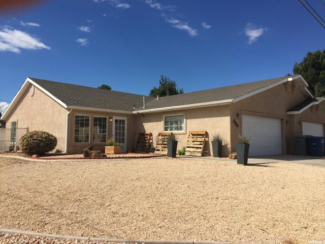 Duplex for Sale at 488 S 1100 E 488 S 1100 E St. George, Utah 84770 United States