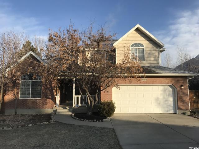 单亲家庭 为 销售 在 4454 W 9820 N 4454 W 9820 N Cedar Hills, 犹他州 84062 美国