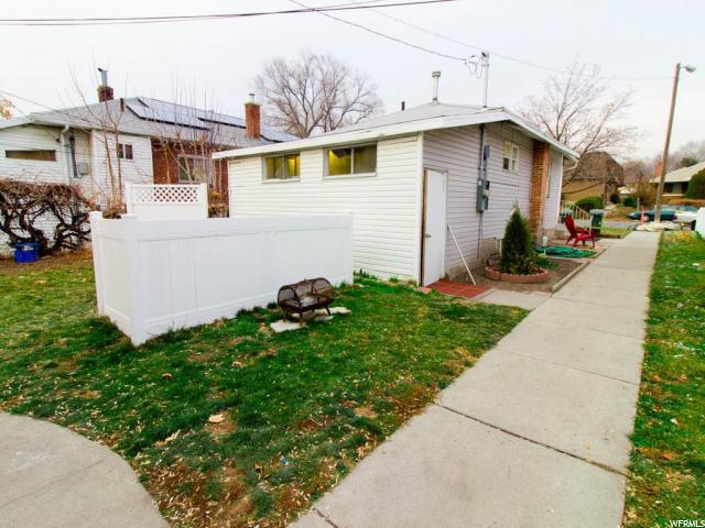 2308 S GREEN ST Salt Lake City, UT 84106 - MLS #: 1496204