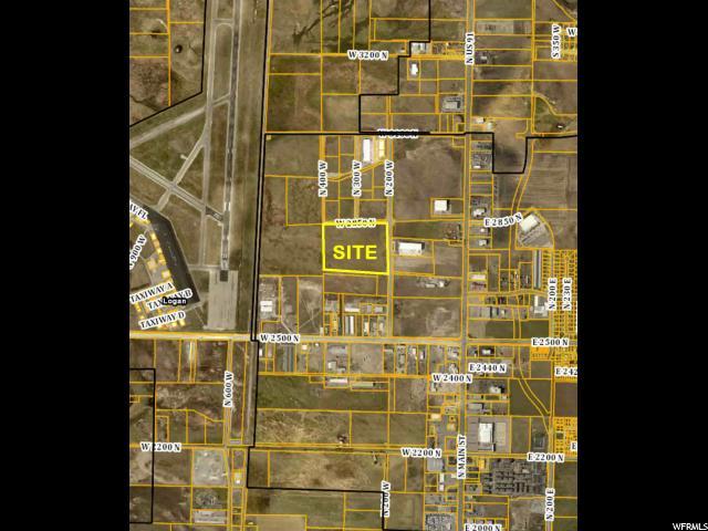 Terrain pour l Vente à 2800 N 200 W 2800 N 200 W North Logan, Utah 84341 États-Unis