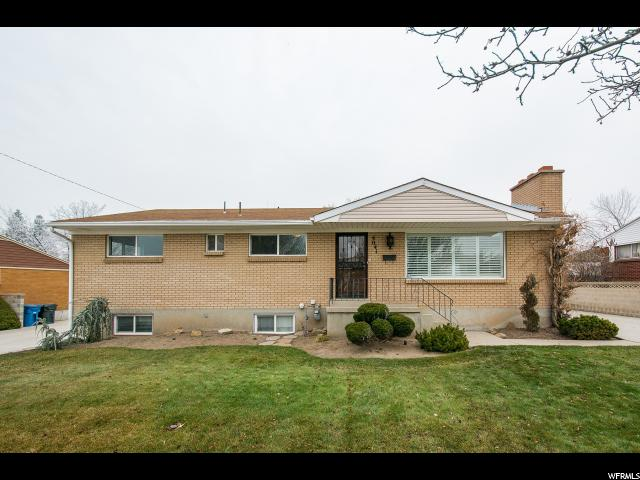 Single Family for Sale at 4041 S IVANA Court 4041 S IVANA Court West Valley City, Utah 84120 United States