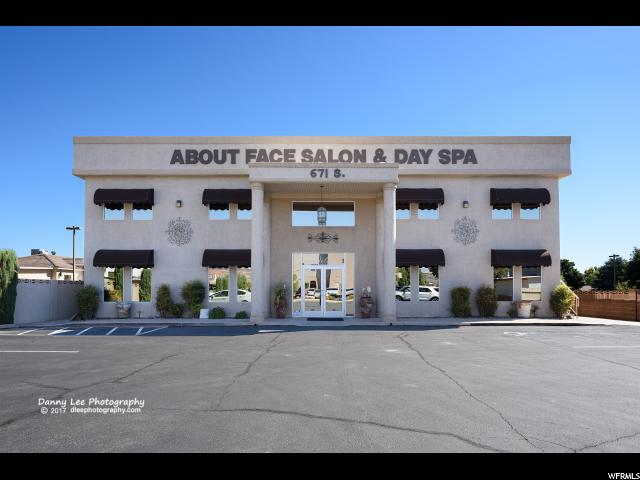 Commercial for Sale at SG-743-C-1, 671 S 1000 E 671 S 1000 E St. George, Utah 84790 United States