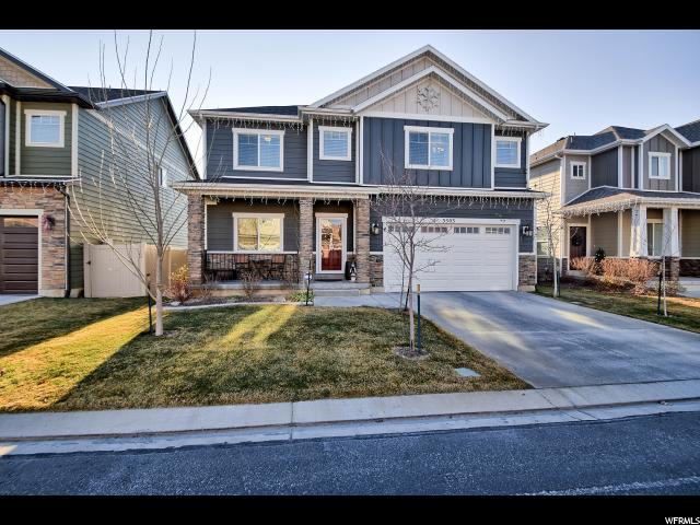 Single Family for Sale at 3503 N BEAR HOLLOW WAY 3503 N BEAR HOLLOW WAY Lehi, Utah 84043 United States