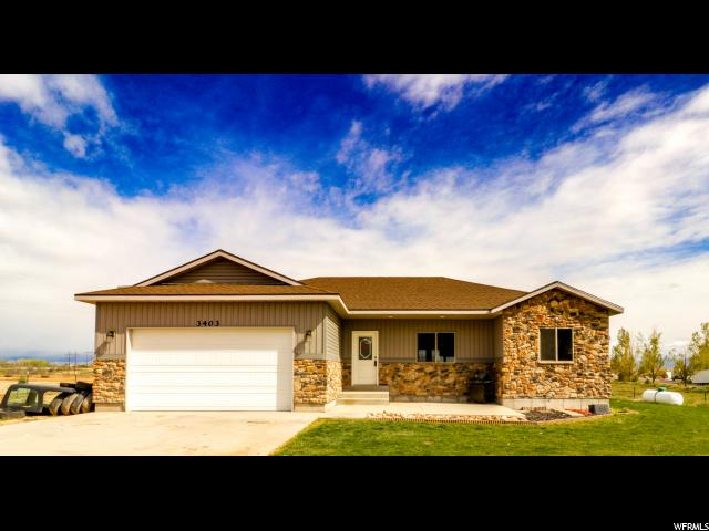 Single Family for Sale at 3403 E 3500 S 3403 E 3500 S Vernal, Utah 84078 United States