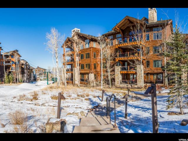 7715 VILLAGE WAY Unit 103, Park City UT 84060